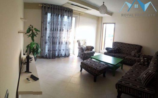 Apartament 2+1 me qera tek qendra Globe